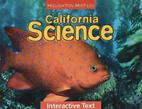 Science, Grade 2 Worktexts: Houghton Mifflin Science California (H... by Science