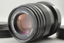 【Near Mint++】 Minolta M Rokkor 90mm f/4 Lens for CL CLE Leica M Mount From JAPAN