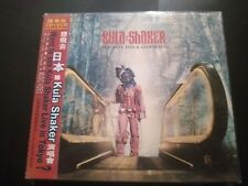 KULA SHAKER peasants, pigs & astronauts (CD & VCD, Import limited edition) New S