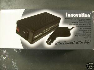 Power Inverter DC to AC 140 watt Bestek Cobra Innovation NEW Invertor Adaptor