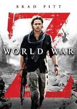 world war z blu-ray + dvd +digital copy