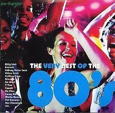 The Very Best Of 80´s u.a Billie Idol, Erasure, Blondie, RE-FLEX, China Crysis