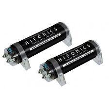 HIFONICS HFC 2000 Pufferelko 2 Farad HFC2000 Kondensator Powercap