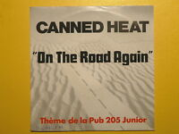 CANNED HEAT On the road again PUB PEUGEOT 205 2042077