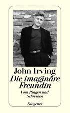 Die imaginäre Freundin. Vom Ringen und Schreiben von John Irving - Diogenes geb.