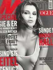 Männer Vogue Jean Reno,Lenny Kravitz,Bridget Hall