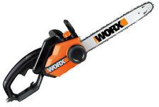 WORX WG303.1 14.5 Amp Electric Chainsaw, Orange, 16 Inch