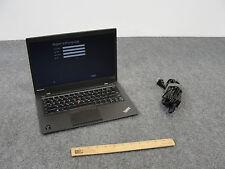 Lenovo ThinkPad X1 Carbon Core i5-4200U, 4GB, 128GB SSD, Win 8 Pro, & Charger