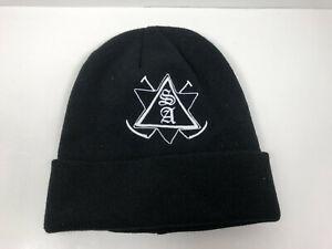 Soul Assassins Beanie Knit Hat Cypress Hill DJ Muggs Mach Hommy Hip Hop MF DOOM