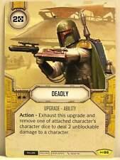 Star Wars Destiny - #086 Dames-Empire at War