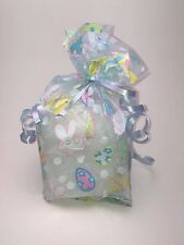 (2) Easter Bunny Bath Salts Gift Bags