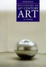 Oxford Profiles: A Dictionary of Twentieth-Century Art (1998, Hardcover)