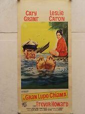 IL GRAN LUPO CHIAMA commedia regia Ralph Nelson locandina orig. 1964