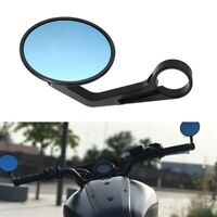 Espejo de la Motocicleta 7/8 Pulgadas 22Mm Moto Manillar Espejo Retrovisor  M7S1