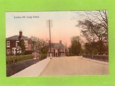 London Road Long Sutton Nr Sutton Bridge Spalding pc unused Ref E651
