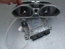 FIESTA MK7 1.25 ECU KIT  AV21 12A650 CA  WITH KEY CHIP DASH CLUSTER 64000 5 DOOR