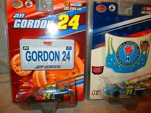 Winner's Circle Jeff Gordon #24 Dupont PLATE  2007 ISSUE MONTE CARLO CHEVY 1:64