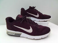 MENS AIRMAX SEQUENT 2 TRAINERS SIZE 10