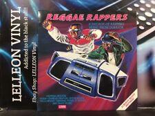Reggae Rappers Compilation LP Album Vinyl Record CSLP28 A1/B1 Reggae Rap 90's