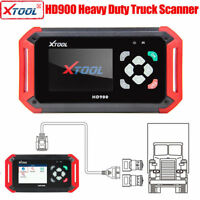 XTOOL HD900 Heavy Duty Truck Diagnostic Tool OBD2 Fault Code Reader Auto Scanner