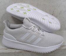 Adidas Womens Ultimate Neo Cloudfoam White Walking Casual Sneakers Shoe  sz 8 M