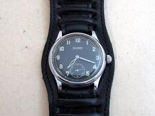 SILVANA Swiss vintage men's mechanical wristwatch