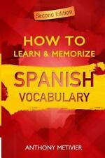 How to Learn and Memorize Spanish Vocabulary : Using a Memory Palace Specific...