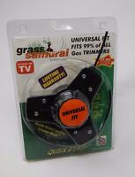 Kwik Loader Grass Samurai Quick&Easy Universal Trimmer Head Fits 99% of Trimmers