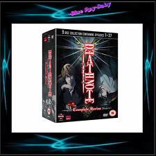 DEATH NOTE - COMPLETE SERIES COLLECTION *** BRAND NEW DVD BOXSET***