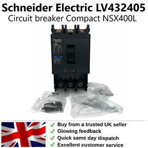 Schneider Electric LV432405 Circuit breaker Compact NSX400L NEW