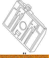 FORD OEM 14-16 Fiesta Anti-Theft Alarm-Control Module AV1Z15K600D