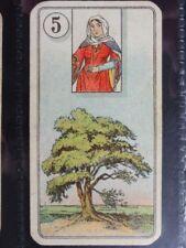 No.5 FORTUNE TELLING - Carreras Ltd 1926