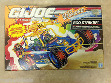 GI JOE Eco Warriors Eco Striker Vehicle MISP in box