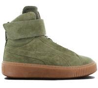 Puma Platform Mid OW Damen Sneaker Schuhe Turnschuhe 364588-01 Suede Basket NEU