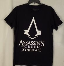 ASSASSIN'S CREED T-Shirt Men's Small  SYNDICATE Licensed Black NEW