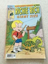 Richie Rich Giant-Sized  4  Fine  6.0  Harvey Comics