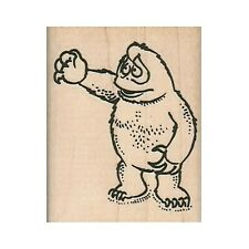 New Bumble Rubber Stamp, Abominable Snowman Stamp, Rudolph Stamp, Christmas