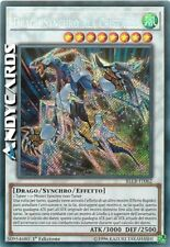 DRAGO SYNCHRO ALA CRISTALLO (Crystal Wing Synchro Dragon) • Segreta • BLLR IT062
