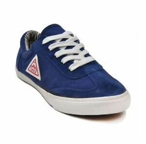 Tanggo Mikkel Low Cut High Quality Sneakers Men's Rubber Shoes (BLUE)- SIZE 42