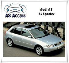 Pack LED complet Audi A3 / S3 8L 5portes