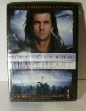 Braveheart Special Collectors Edition Dvd Mel Gibson Battle War Epic Action Hero