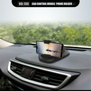Universal Car Mount Dashboard Phone Holder Stand Cradle For iPhone 12 Pro Max/12