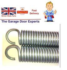 2 x Compton Retractable 14.7 SHORT Garage Door Springs Garage Door Spares Parts