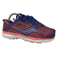Saucony Womens Running Shoes XT 600 Grid Cohesion S15291-2 Blue/Pink Size 9