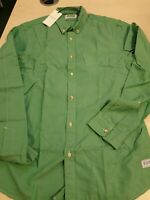 Scotch And Soda Mens Green Cotton Shirt Size Med Ref Hv4