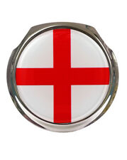 England St George Flag Car Grille Badge - FREE FIXINGS