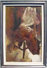 Alberto CAVALLARI (Bondeno, Ferrara 1924- Modena 2016) Vestiti abbandonati 85x55