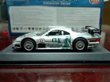 1/43 Mercedes Benz No 12  CLK WARSTEINER  silver racing car model