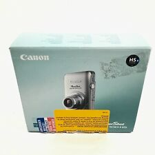 Canon PowerShot ELPH 100 HS 12.1MP Camera Gray