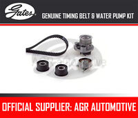 GATES TIMING BELT AND WATER PUMP KIT FOR VAUXHALL OMEGA 2.2 16V 144 BHP 1994-03